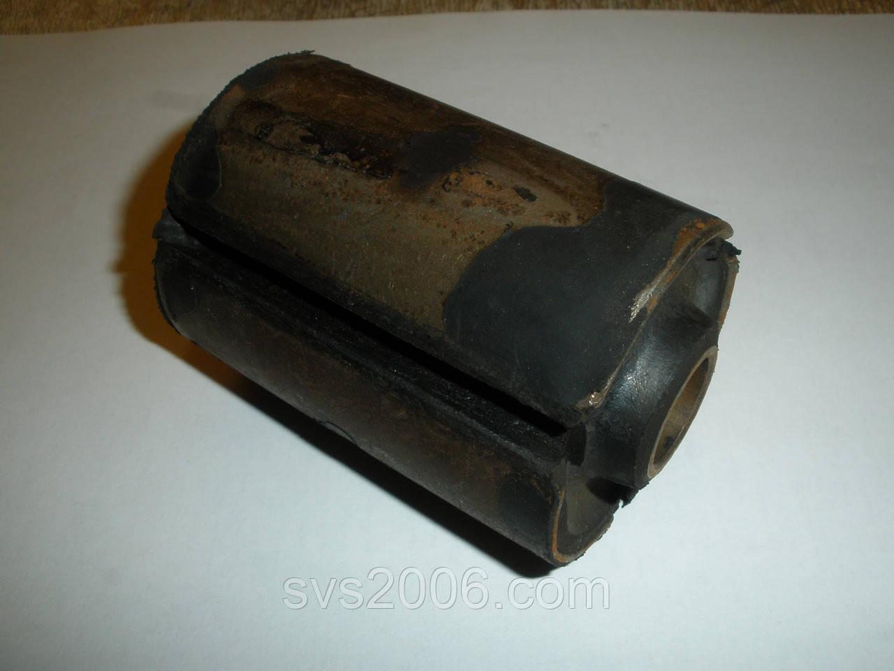 Втулка ушка рессоры ГАЗ 3302, сайлентблок
