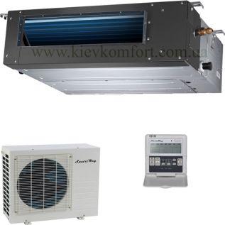 Сплит-система канального типа SmartWay SMDF-60HR/SMN-60HRS, фото 2