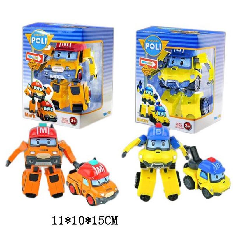 Трансформер Robocar POLI 83168MB