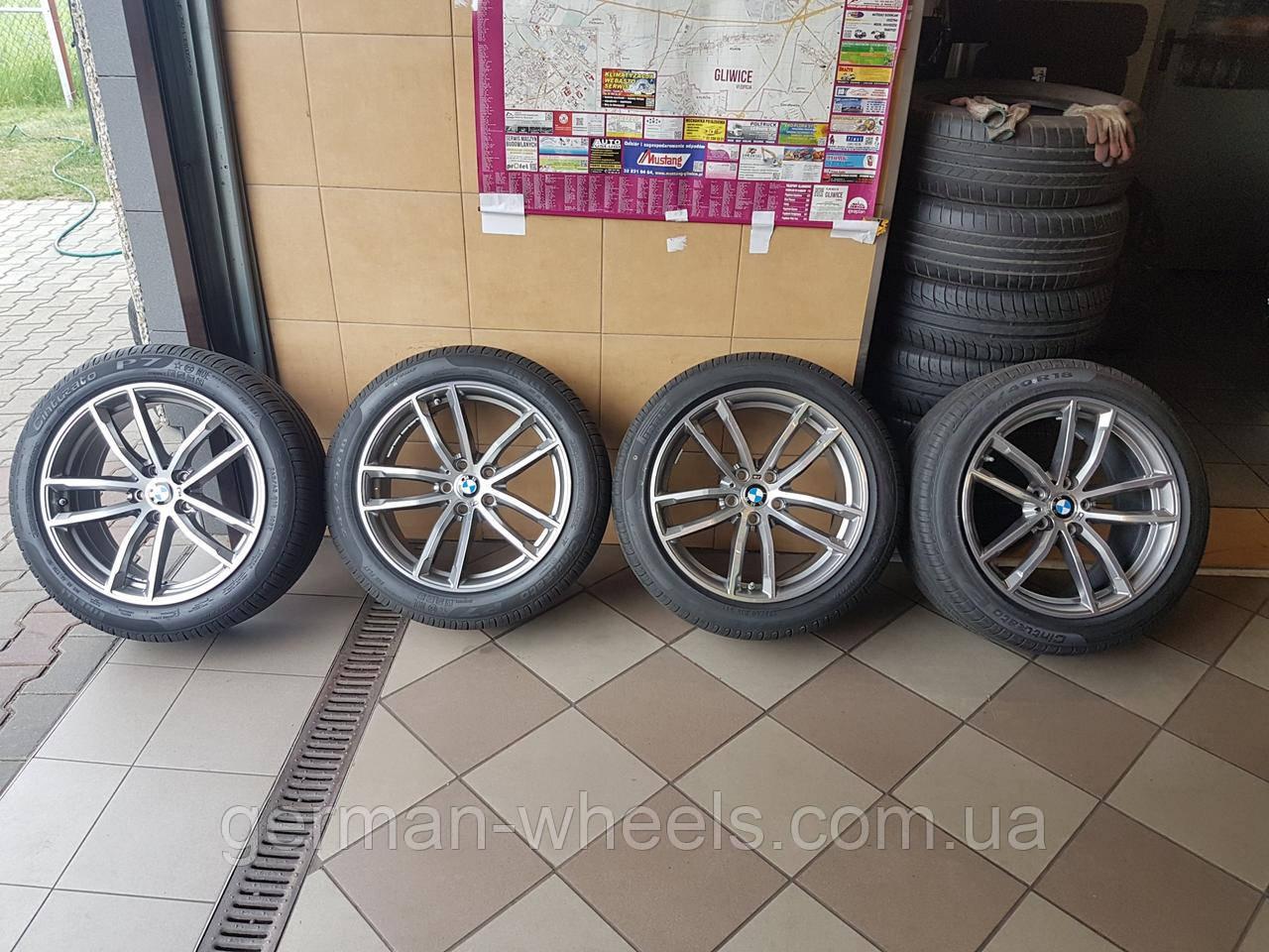 18 оригинальные колеса диски на BMW 5 M/// G30/G31,622 style - German Wheels | Немецкие колеса в Киеве