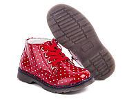 Демисезонные ботиночки для девочек оптом от производителя С.Луч G8839-3 (8пар, 27-32)