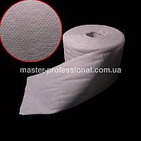 Одноразовые безворсовые полотенца в рулоне