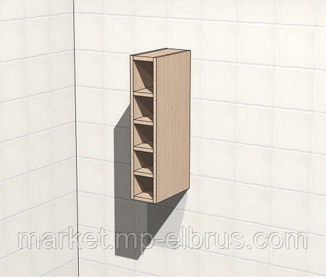 Шкаф верхний открытый, фото 2