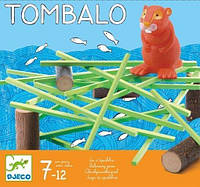 Настольная игра Djeco Головоломка Томбало (DJ08432)