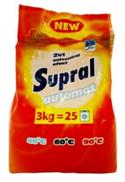 Стиральный сухой порошок SUPRAL automat 3 кg