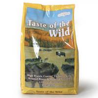 Taste of The Wild High Prairie Canine 13кг Сухой корм для собак с запеченым мясом бизона и олениной