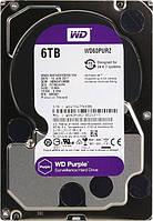 HDD 6TB 5400 SATA3 3.5 WD Purple WD60PURZ