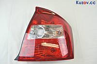 Фонарь задний Kia Cerato 04-09 левый (FPS) FP 3242 F3-P