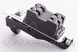 Кнопка для болгарки 230 Интерскол, фото 2