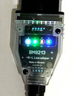 Новинка . Качественный универсальный USB K-L Line адаптер на FT232BL & L9637D ( ВМ9213)