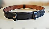 Ремень кожаный для охраны  Leather belt for security guard