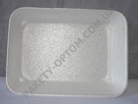 Лоток из вспененного полистирола (210х160х30 мм)