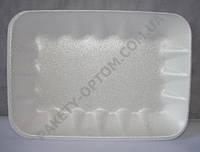 Лоток из вспененного полистирола (250х175х35 мм)