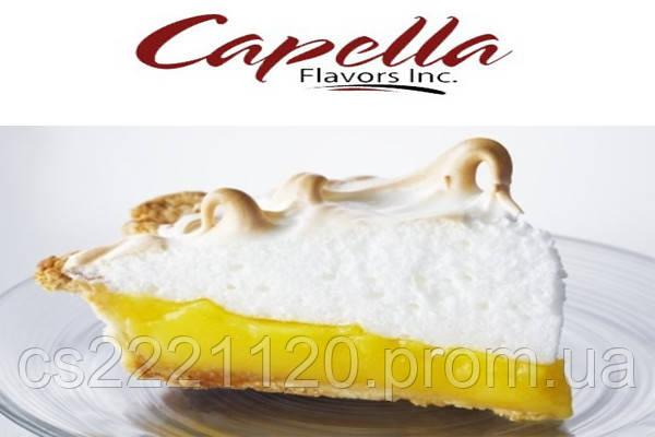 Ароматизатор Capella Lemon Meringue Pie v2 (Лимонный пирог) 5 мл.