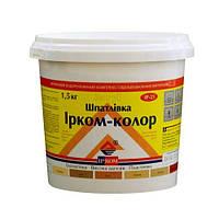 Шпатлевка ИР-23 белая 1,5кг.