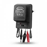 Зарядное устройство MastAK MW-660 для зарядки свинцово-кислотных батарей типов AGM с напряжением 6В и 12В