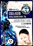 Тканевая маска с коллагеном, Япония