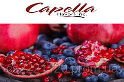 Ароматизатор Capella Blueberry Pomegranate with Stevia (Чорниця, гранат і стевія) 5 мл.
