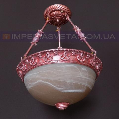 Люстра подвес, светильник подвесной IMPERIA трехламповая LUX-406061