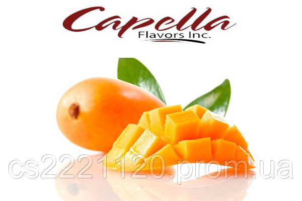 Ароматизатор Capella Sweet Mango (Сладкий манго) 5 мл.