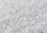 Чешский Бисер Preciosa 00050m (белый матовый), 50г