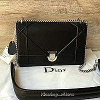 Люкс-реплика Dior Diorama черная