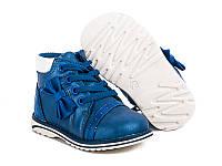 Демисезонная детская обувь. Ботиночки для девочек от фирмы Светлый Луч M163-1 (21-26)