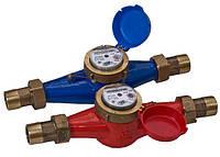Счетчик для горячей воды ЛЛ-32Г Ду32 Ру16