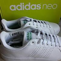 Кожанные кроссовки Adidas Neo Cloudfoam. 25 см (получены из Америки)