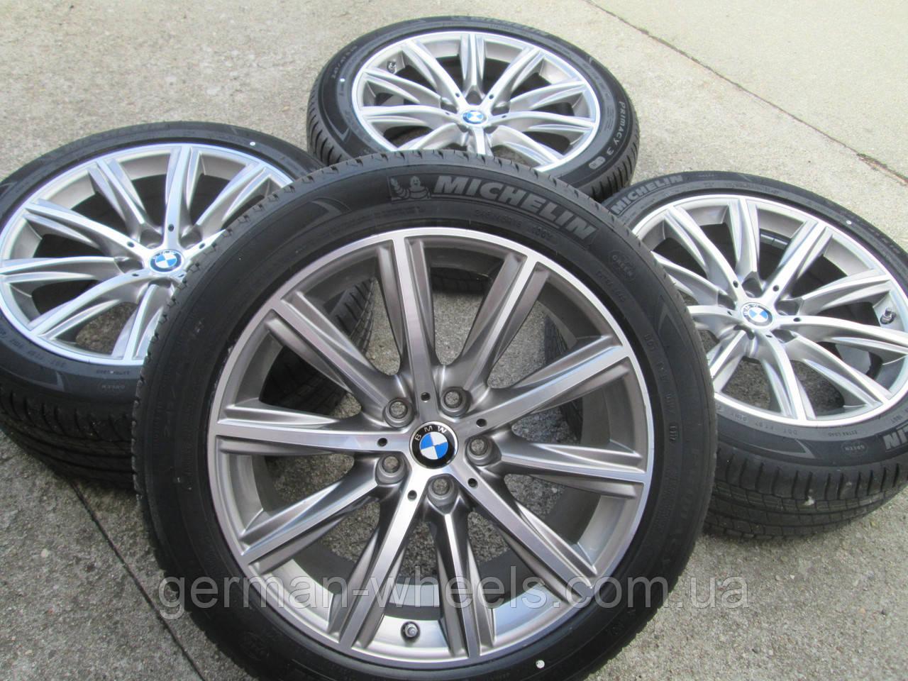 18 оригинальные колеса диски на BMW 5 M/// G30/G31