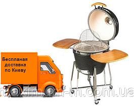 Угольный керамический гриль KAMADO grill (печь, тандыр).