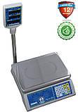 Ваги торгові Вагар VP-L 15 кг LCD, фото 2