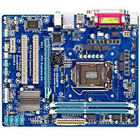 Материнская плата Gigabyte GA-H61M-S2PV (s1155, Intel H61, PCI-Ex16)