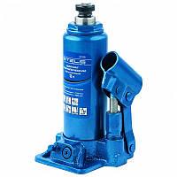 Домкрат гидравлический бутылочный, 2 т, h подъема 158-308 мм // STELS 51100