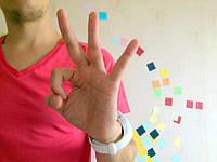 Ритмика языка жестов
