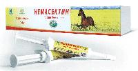 Немасектин паста 14 г для лошадей от гельминтов (на 700 кг веса)