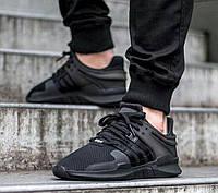 Мужские повседневные кроссовки Adidas Equipment EQT SUPPORT черные