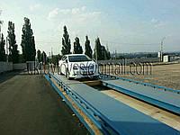 Автомобильные весы 24 метра 100 тонн