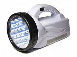 Фонарь аккумуляторный 28 светодиодов