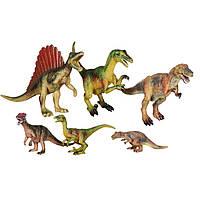 Обучающий игровой набор с QR-картой Хищные Динозавры (WCD1701)