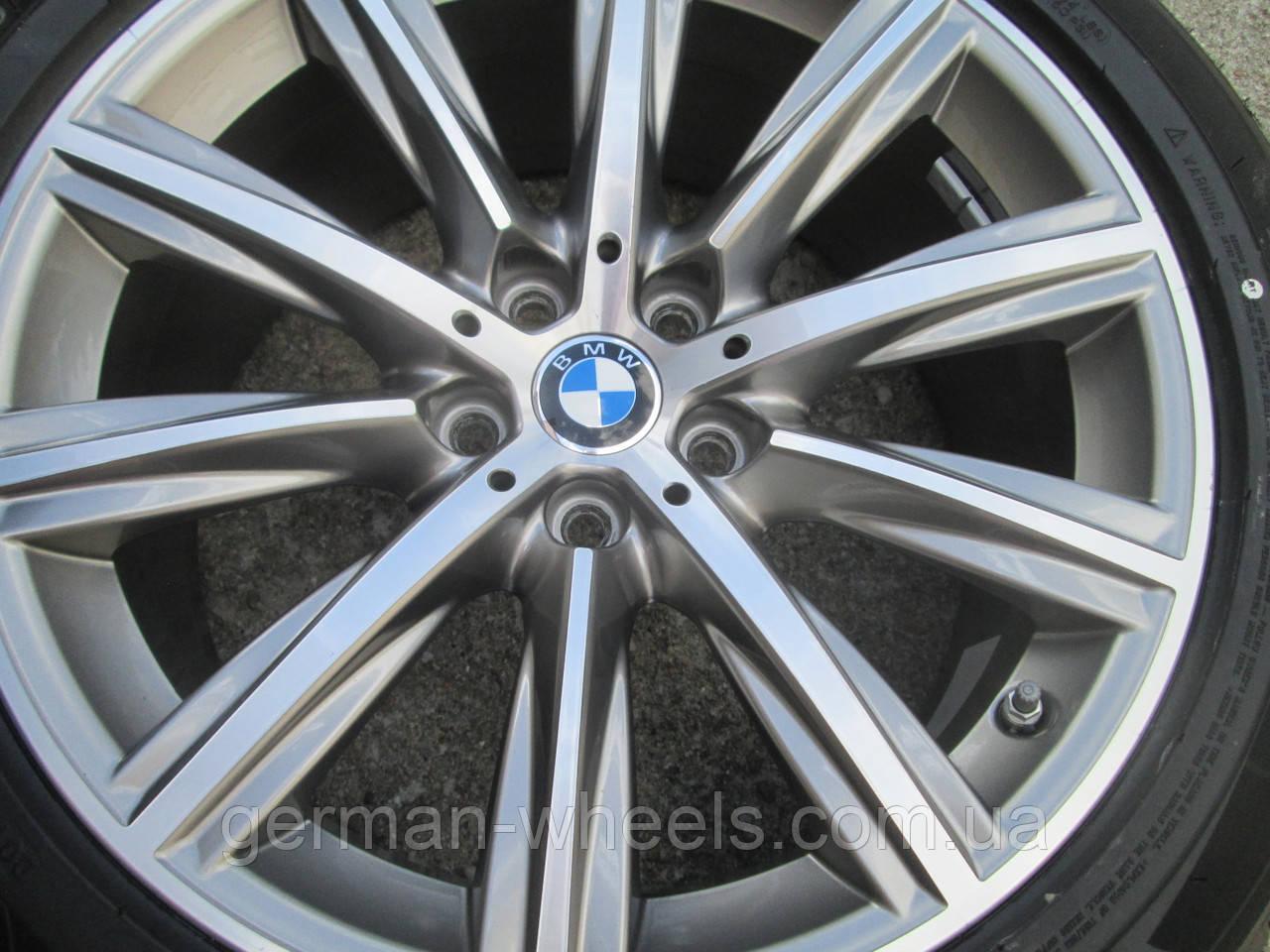 18 оригинальные колеса диски на BMW 5 M/// G30/G31, style 684 - German Wheels | Немецкие колеса в Киеве
