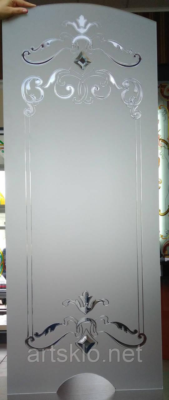 Дверное стекло