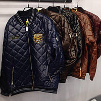 Мужская стильная куртка весенне-осенняя North River Турция оптом