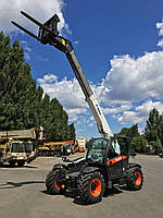 Услуга телескопического погрузчика Bobcat TL 360