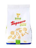 Мука пшеничнаявысшего сорта Ecorod, 1 кг