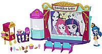 Игровой набор Hasbro My Little Pony - Кинотеатр (C0409)