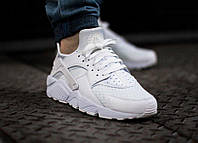"Оригинальные кроссовки Nike Air Huarache ""White"" (318429-111)"
