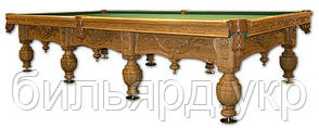 """Бильярдный стол """"Монарх"""" 12F"""