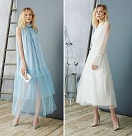 Женское Фатиновое платье.