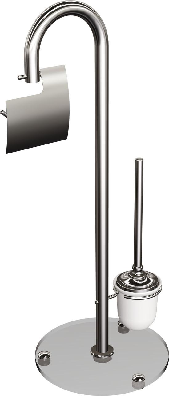 Аксессуары для ванной, стойка для туалета Z06 Andex Classic